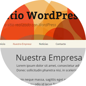 Ejemplo: Wordpress 1